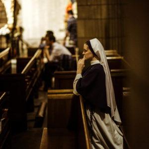 SMN praying