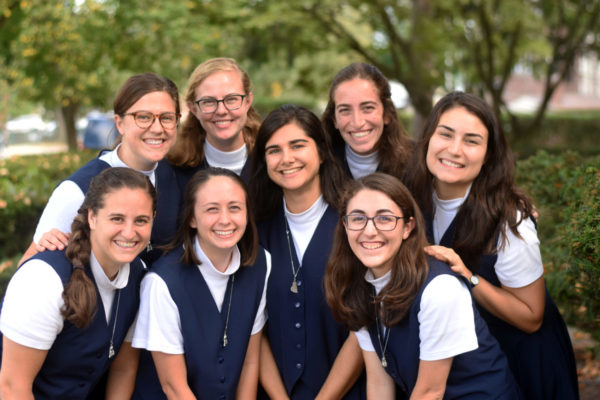 Postulant Group Shot 1