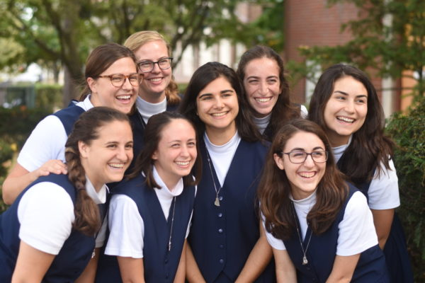 Postulant Group Shot 2
