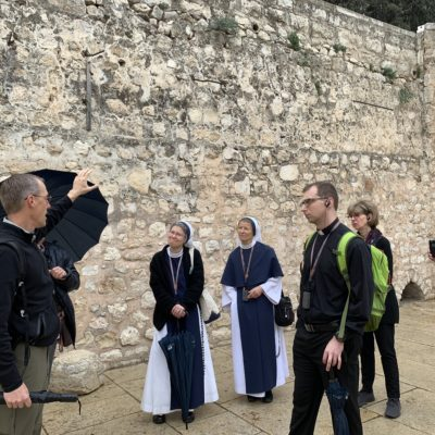 Learning about the Temple in Jerusalem