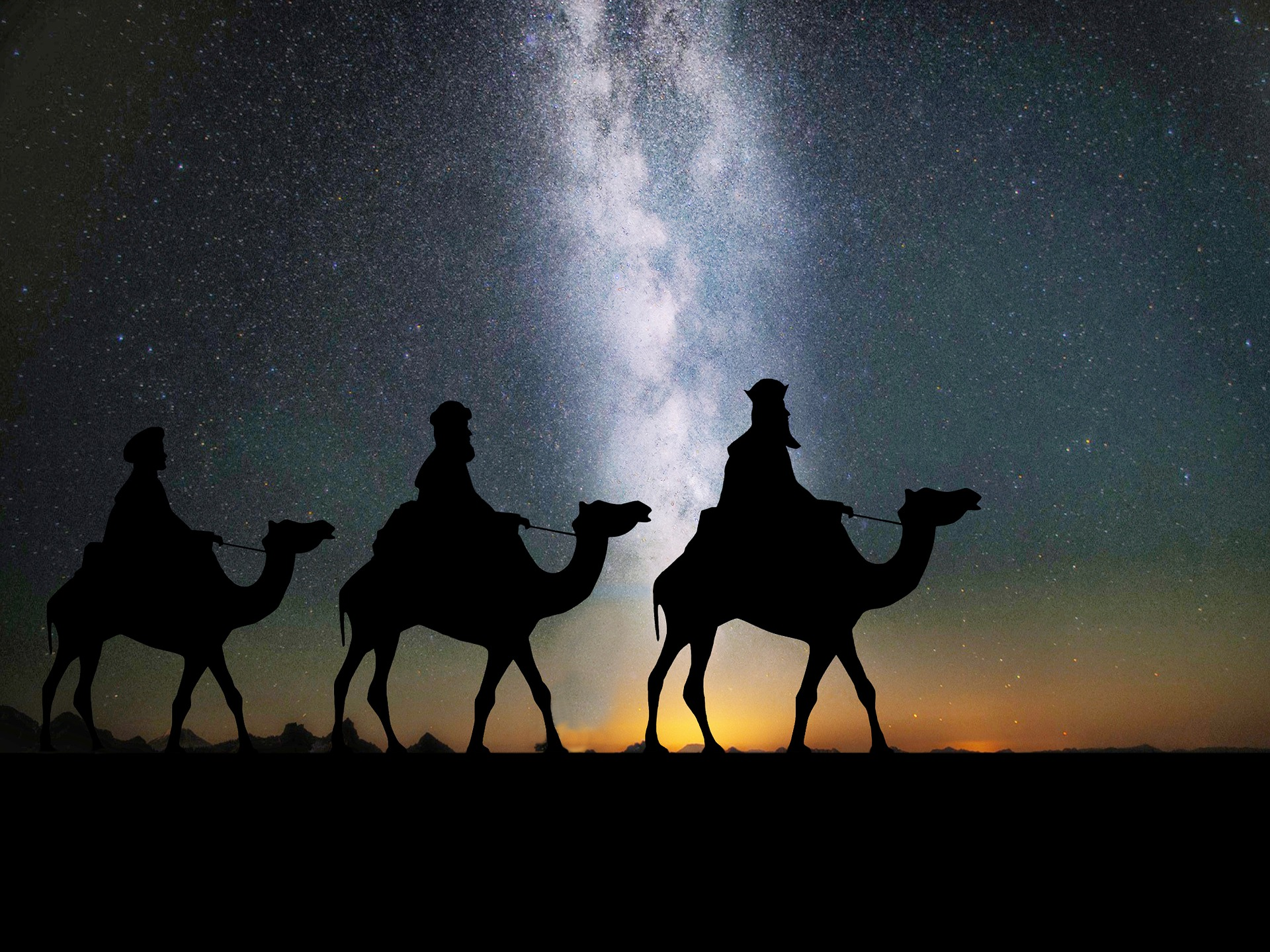 What the Wise Men reveal…