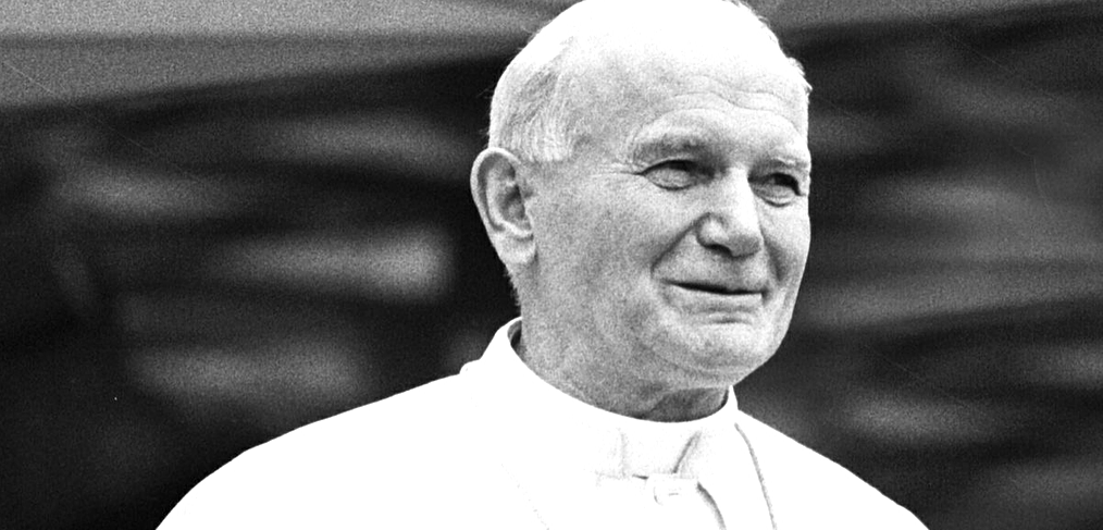 Unleashing Love: St. John Paul II